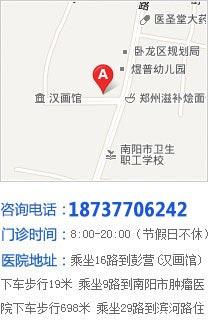 南阳阳光男科医院地址